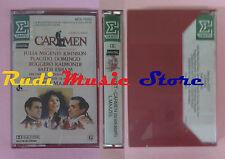 MC BIZET CARMEN brani scelti L. MAAZEL italy ERATO MCE 75120 NUOVA cd lp dvd vhs
