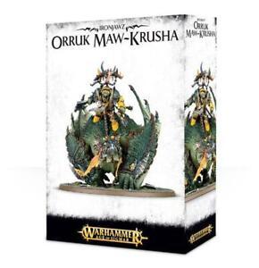 Orruk Maw-Krusha - Ironjawz (Age of Sigmar)