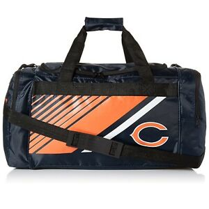 NFL Chicago Bears Gym Travel Luggage Medium Duffel Bag