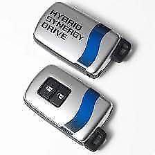 """Genuine toyota yaris & auris hybride clé couverture avec """"hsd"""" logo PZ49J-B0130-00"""