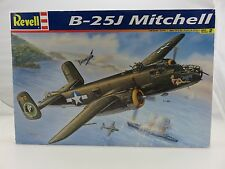 Revell B-25J MITCHELL 1/48 Scale Plastic Model Kit UNBUILT 2004