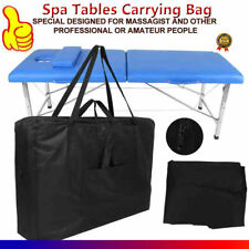 Fold Portable Massage Table Facial Spa Bed Spa Tables Massage Bed Carrying Bag