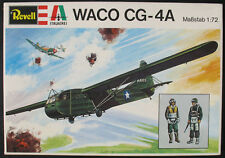 Revell H-2012 - WACO CG-4A  - 1:72 - Leichtsegler Flugzeug Bausatz - Model Kit