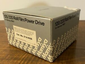 Brand New NOS Mamiya RB67 Roll Film Power Drive