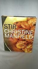 CHRISTINE MANFIELD - Stir - HARDCOVER