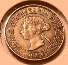 C0016 Ceylon 1892  10 Cents   combine shipping