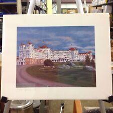 Print - Mt. Washington Hotel #1 - Signed by Linda Ravella 11 x 14