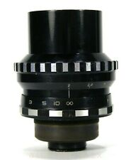 Russian Tair-41 2/50 mm lens for Kiev-16U movie camera.Excellent.CLA.№691300