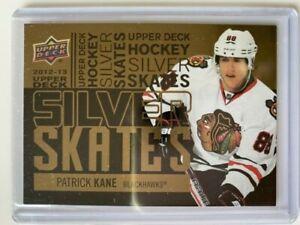 2012-13 Upper Deck Silver Skates Gold #SS9 Patrick Kane