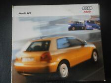 Audi A3 CD-ROM Stand 09/96 Artikel Nr. 633/1307.38.00/