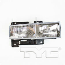 TYC 20-1668-00-1 Headlight Assembly Right Passenger Side RH New
