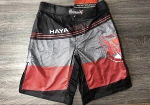 Hayabusa mma shorts Size 30 Kickboxing BJJ Training Boxing