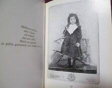surréalisme belge André Souris Sept portraits de Marie enfant.. Les Lèvres Nues