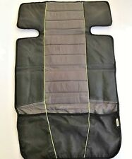From Eddie Bauer collection, it's an automobile seat protector, with pockets
