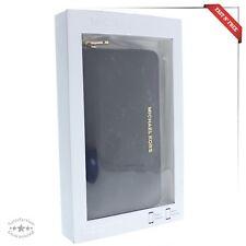 Michael Kors Saffiano Leather Large Multifunction Phone Case iPhone plus 6-7-8-X