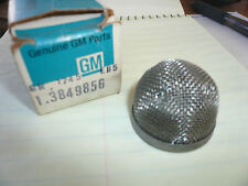 1964-72 Corvette NOS 3849856 Flame Arrestor 64 65 66 67 68 69 71 72