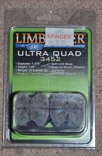 LimbSaver Ultra Quad split limb vibration dampener 3452 new