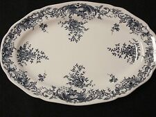 Villeroy And Boch Blue Valeria Platter
