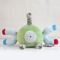 Pokemon Center Magnemite Soft Stuffed Plush Doll Toy 15 Inch Sun Moon Kids Gift