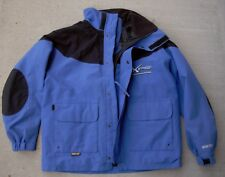 Bass Pro Shops XPS GORE-TEX full zip Hooded Jacket Coat mens size: Med