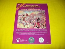 B2 THE KEEP ON THE BORDERLANDS DUNGEONS & DRAGONS SILVER ANNIVERSARY - 1