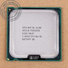Intel Pentium Dual-Core E6600 - 3.06 GHz (BX80571E6600) LGA775 SLGUG CPU 1066MHz