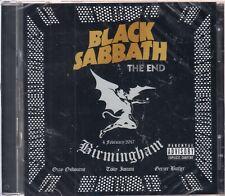 Black Sabbath / The End (Live in Birmingham 2017) (2 CDs, OVP, NEW)