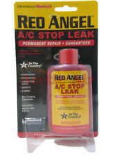 Red Angel A/C Stop Leak Permanent Seal R-134a R-12 - 2 oz CH49496