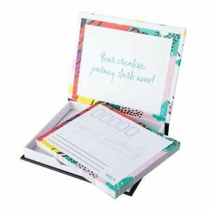 Sticky Stamper Station: Nail Art Planner & Stamp Cleaner + Extra Sheets