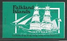 Album Treasures Falkland Is Scott # 260/269 Sailing Ships Complete Blooklet MNH