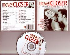 MOVE CLOSER Love Classics CD DISKY John Waite Kate Bush Hollies Pat Benatar