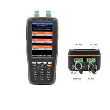Tm70b Pon Fiber Optic Power Meter Amp Vfl Ampopm 85013001310149015501625nm Test