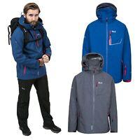 DLX Caspar Mens DLX Waterproof Rain Coat Breathable Jacket with Hood