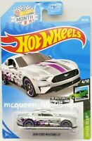 HOT WHEELS 2019 ZAMAC SERIES 2018 FORD FORD MUSTANG GT