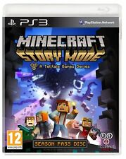 Minecraft: Story Mode - A Telltale Game Series - Season Disc PS3