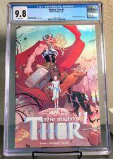 The Mighty Thor #1 (2016) CGC 9.8 - Jane Foster Gatefold Wraparound Cover Marvel