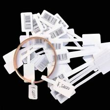 100~500pcs Jewelry Ring Bracelet Necklace Price Label Sticker Display Tags