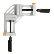 90 Deg Corner Right Angle Clamp Vice Grip Welding Woodworking Double Handles