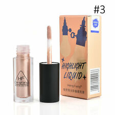 3color Makeup Highlighter Liquid Cosmetic Face Contour Brightener Shimmer Beauty #2 Pink
