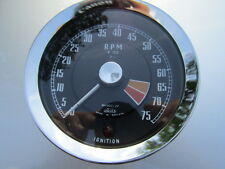 MGA TWIN CAM 7500 RPM TACHOMETER OUTRIGHT OR EXCHANGE