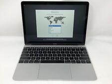 MacBook 12 Silver 2017 1.4 GHz Intel Core i7 16GB 512GB SSD Good Condition