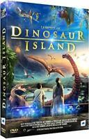 Le Secret de Dinosaur Island // DVD NEUF