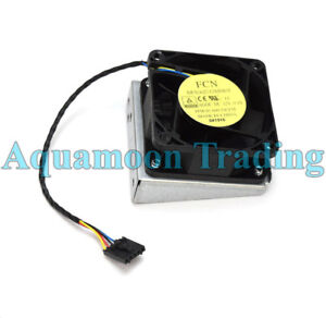 """PPW30 + 1B23M9H00 Dell Precision T7910 TPWS Tower 12V 60mm Cooling Fan 6"""" Cable"""