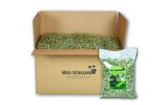 Heu (2. Schnitt) 10kg + Erbsenflocken 1kg Heu-Scheune® für Kleintiere & Nager