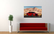"""BEAUTIFUL DODGE CHARGER SRT8 PRINT WALL POSTER PICTURE 33.1""""x20.7"""""""