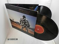 PINK FLOYD Delicate Sound Of Thunder LIVE 2-LP 1988 Columbia PC2 44484 D Gilmour