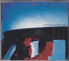 U2 - even better than the real thing CD single