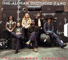 The Allman Brothers Band : Fillmore Concerts, the [us Import] CD (1993)