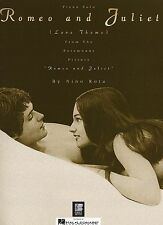 Romeo And Juliet Love Theme From Sheet Music Piano Solo NEW  000353180