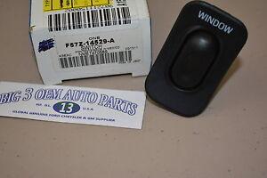 1995-2007 Ford Ranger RH Passenger Side Power Window SWITCH OEM F57Z-14529-A